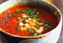 Soups and savoury / foods wanting to make but never had