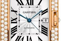 Cartier / The finest watches of Cartier