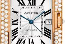 Cartier / The finest watches of Cartier