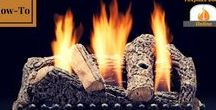 Gas Logs / From vented to unvented, Fireplace Doors Online knows all about gas log sets.  We have ultra realistic looking ceramic fiber gas log sets and we have modern fireglass log sets.  Get your gas log sets from the best manufacturers out there like Rasmussen, Hargrove, Realfyre and more!