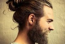 Man Buns / Revive Pro Haircare is the 3 step system clinically proven to grow hair long and strong. Used and loved by both men and women!