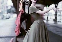 Photo fashion / Fotografia que junto a la moda nos explican una historia. Importa lo que transmite no la indumentaria que lleva.