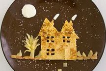 Fun, Healthy, Creative Food for Kids Big & Small / Fun, healthy food presented creatively