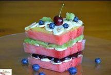 Fun, healthy food for kids big & small / Fun, healthy, creative food for kids big & small