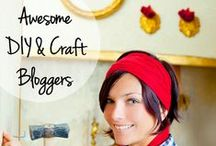 Awesome DIY/Craft Bloggers / This is a community board for my fellow DIY/Craft bloggers to share their pins!