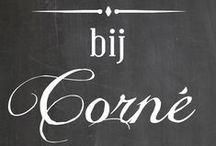 Wie is Corné / Benieuwd hoe het er bij Corné uit ziet of waar zij voorstaan? Hier een kleine kijk achter de schermen.