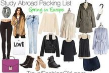 Study Abroad Travel / by TravelSafe
