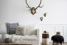 Cool forniture / Muebles y decoraciones que, si pusiera en mi casa, me harían feliz pero me llamarían loca.