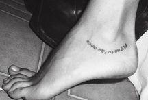 Tattoos / Niet perse voor mezelf maar wat ik mooi vind