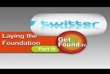 "TWITTER VIDEOS: ""HOW TO""  GET FOUND FASTER (HIGHLIGHTS)"