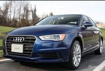 The All-New Audi A3 / Advancement through Technology.  #Audi