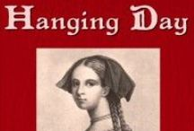 Hanging Day by Cora Buhlert / Highwayman Jack Blackstone is planning to save his beloved Eliza from the gallows... or die trying.