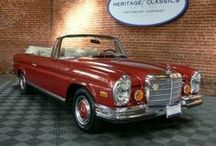 Classic Mercedes For Sale Classiccarsx On Pinterest