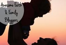 Awesome Faith & Family Bloggers / This is a community board for my fellow faith & family bloggers to share their pins!