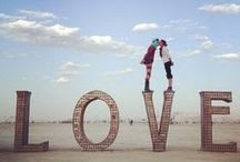 Burning Man / For those who have already been there, and for those who dream to go there