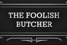 The FOOLISH Butcher / Sintetic Silk