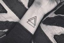 GEOMETRIC TATTOOS / Tattoos