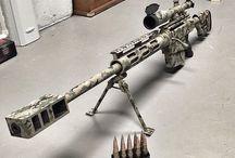 Armas/ Weapons