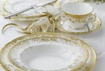 Wedding Inspiration / Explore our classic shapes, contemporary style and exquisite fine bone china ranges, made with love in England and ideal for luxurious weddings and discerning brides.