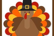 Thanksgiving for Kids / Thanksgiving crafts and learning activities for kids and preschool.