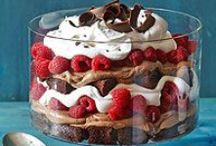 Desserts / This board is filled with delicious dessert recipes that will satisfy any sweet tooth. Recipes include,brownies, bakes, trifles, cookies, dump cakes, scones, rolls, candies and much more,