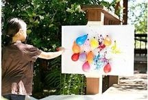 Spring and Summer Kids Activities and Crafts / spring and summer crafts and learning activities for kids and preschool
