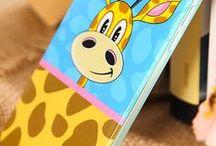 Zebra, Giraffe & Cute Animals