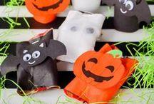 Halloween for Kids / Halloween crafts for kids, Halloween learning activities for kids