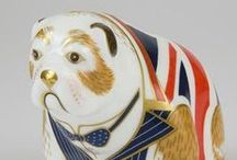 Bulldog Spirit | Royal Crown Derby / Our heritage is firmly rooted in British manufacturing and production. Celebrate our great nation by taking a closer look at how our history is still inspiring our artisans to create luxury fine bone china tableware and giftware that is made 100% in England.