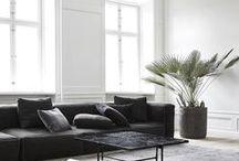 LIVING ROOM / INTERIOR DESIGN - HALLWAYS//LIVING ROOM IDEAS