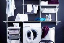 LAUNDRY ROOM / INTERIOR DESIGN - LAUNDRY ROOM IDEAS