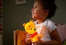 Disney Winnie Pooh Kinderlampen / Disney Winnie Pooh Kinderleuchten #Disney #WinniePooh #Tigger #Ferkel #I-Aah
