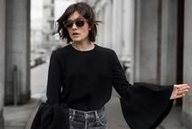 Fashion | Outfit Inspiration / Fashion and outfit inspiration by street style photos