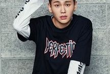 Jung Ilhoon ⋮ BtoB / BDay: 04/10/1994 Zodiac sing: Dog, Libra  Name: Jung Ilhoon / 정일훈 Profession: singer  Musical group: BtoB Position in a group: main rapper, vocalist  Agency: Cube Entertainment  Place of birth: South Korea  Growth: 176 cm Weight: 64 kg Blood type: B