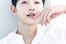 Song Joong Ki / BDay: 19/09/1985 Zodiac sing: Bull, Virgo  Name: Song Joong Ki / 송중기 Profession: actor, MC Agency: Blossom Entertainment  Growth: 178 cm Weight: 65 kg Blood type: A
