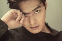 Lee Min Ho / BDay: 22/06/1987 Zodiac sing: Rabbit, Cancer  Name: Lee Min Ho / 이민호 Profession: actor, model, singer  Debut: 2005 Agency: MYM Entertainment(from 2016) Place of birth: Seoul, South Korea  Growth: 187 cm Weight: 73 kg Blood type: A