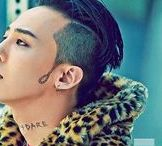 Kwon Ji Yong ⋮ Ǥ-Đragon ⋮ Big Bang / BDay: 18/08/1988 Zodiac sing: Dragon, Leo  Stage name: G-Dragon / GD / 지드래곤 Real name: Kwon Ji Yong / 권지용 Profession: singer  Musical group: Big Bang  Position in a group: leader, rapper, vocalist, compositor, dancer  Agency: YG Entertainment  Place of birth: Seoul, South Korea  Growth: 177 cm Blood type: A