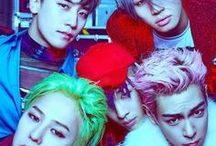 "♕Big Bang♕ / Debut: 19/08/2006 Name: Big Bang / 빅뱅 Country: Seoul, South Korea  Genre: K-pop, J-pop, Hip hop, R&B, Dance  Label: YG Entertainment  Debut song: ""La la la""  Fanclub: V.I.P Composition: G-Dragon, T.O.P, TaeYang, DaeSung, SeungRi"