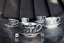 Quintessentially British Design / Established in 1750, Royal Crown Derby are proud to say that we are one of the last remaining original fine bone china creators that's still 100% designed and made in England, with this in mind we would like to share with you some quintessentially British style and designs that influence us to this day.
