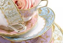 The Colour Pink / From bright pop shades to powdery baby pink pastels, pink is a wonderful colour to use in design. Take a look at the way the colour pink inspires beautiful fine bone china tableware from Royal Crown Derby.