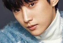 Jung Jinyoung ⋮ B1A4 / BDay: 18/11/1991  Zodiac sing: Goat, Scorpio  Name: Jung Jinyoung / 정진영 Profession: actor, singer, compositor, producer  Musical group: B1A4 Position in a group: leader, lead vocalist  Agency: WM Entertainment  Place of birth: Chungju, South Korea  Growth: 178 cm Weight: 59 kg Blood type: A