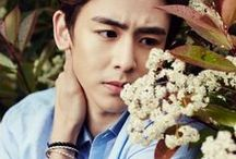 Nichkhun Buck Horvejkul ⋮ 2pm / BDay: 24/06/1988 Zodiac sing: Dragon, Cancer  Stage name: Nichkhun / 닉쿤 Real name: Nichkhun Buck Horvejkul  Profession: singer, actor  Musical group: 2pm Agency: JYP Entertainment  Place of birth: Los Angeles, USA  Growth: 181 cm Weight: 64 kg Blood type: O