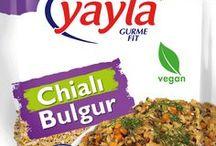 Chialı Bulgur