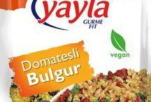Domatesli Bulgur
