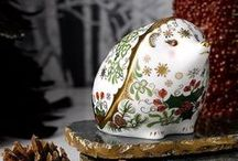 Giving the Gift of Luxury at Christmas / Be inspired by Royal crown Derby and give the gift of luxury this Christmas
