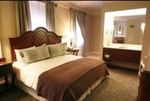 Charley Creek Inn Luxurious Rooms / The Luxurious Accommodations at Charley Creek Inn, Wabash Indiana
