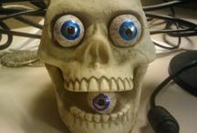 Skulls and Eyeballs / Sometimes skulls. Sometimes eyeballs. Sometimes both. Never neither.