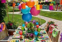 Birthdays ideas / by Doris J. Camacho