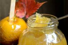Marmelades - jams - syrups -sweet sauces