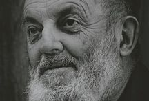 Ansel Adams / My favorite photographer and possibly the world's greatest photographer.  / by Ken V